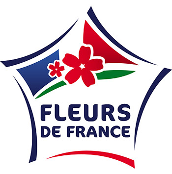 Logo Label Fleurs de France