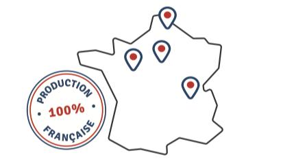 L'activité Guillot : 100% française !